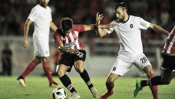 """El Rojo se """"Pinchó"""" ante Estudiantes"""