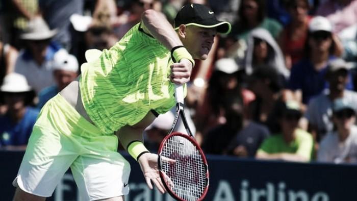 US Open 2016: Edmund stuns Gasquet in opening round