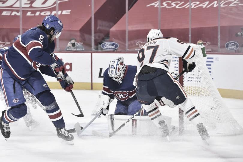 Aplazado el Oilers-Canadiens por Covid-19