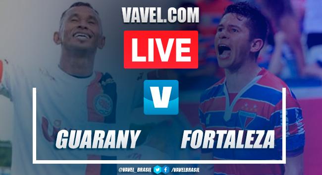 Gol e melhores momentos Fortaleza 1x0 Guarany de Sobral pelo Campeonato Cearense 2020