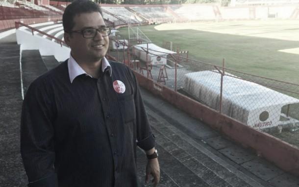 Representante da situação, Edno Melo visa alternância do Náutico entre Aflitos e Arena Pernambuco