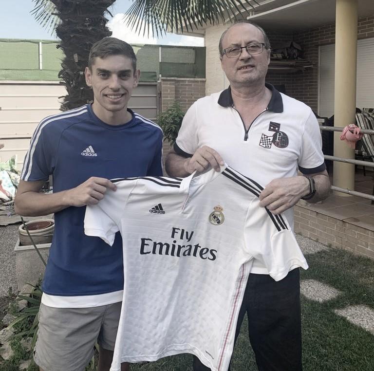 La calidad de David Mellado aterriza en el Real Madrid