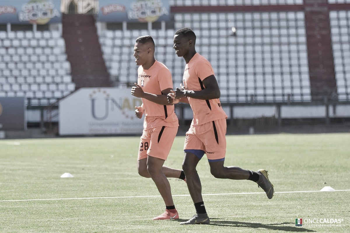 El Once Caldas piensa en Liga y Copa