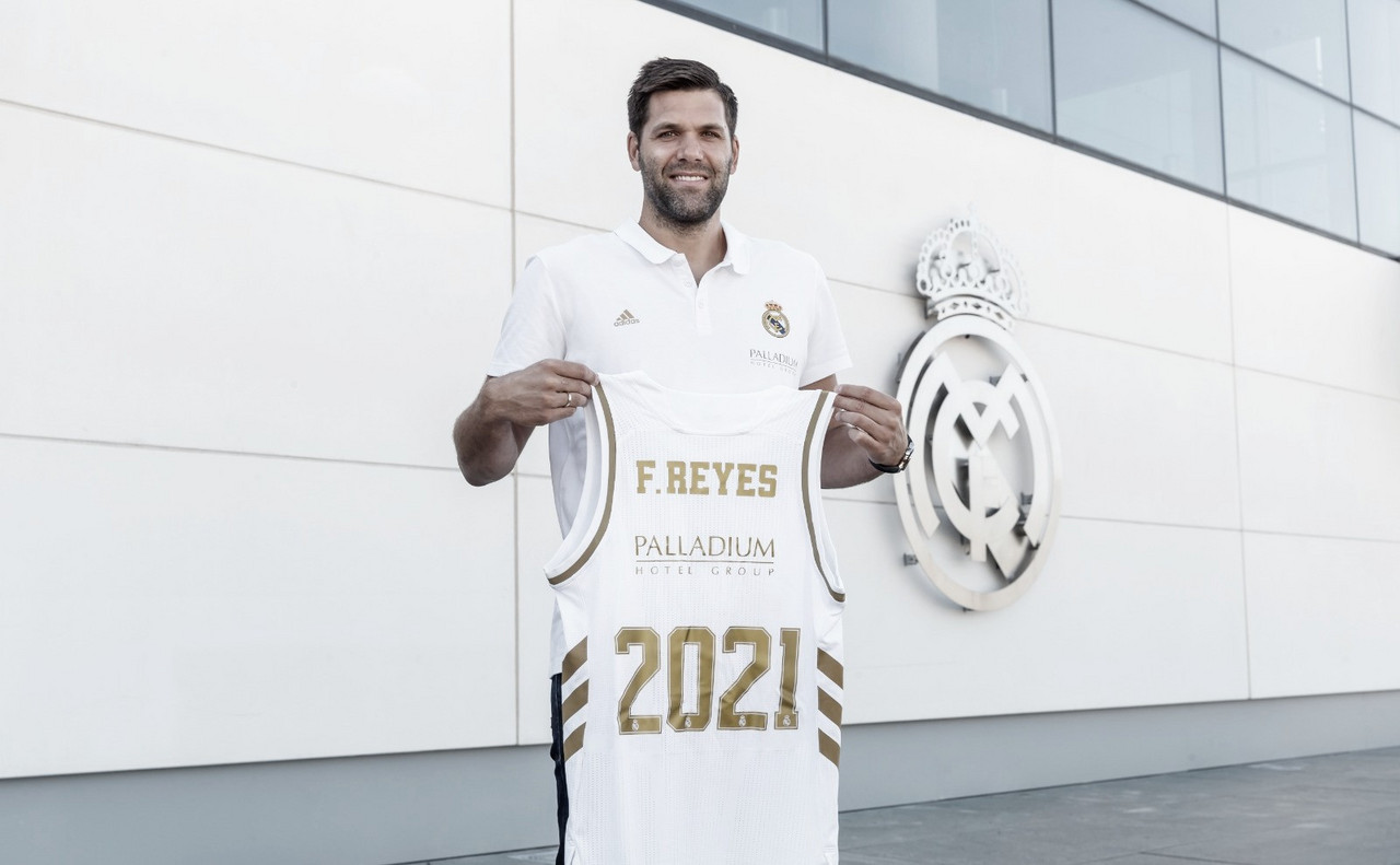 OFICIAL: Felipe Reyes renueva con el Real Madrid hasta 2021