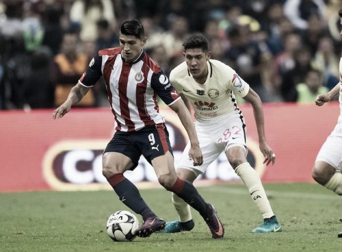Para Edson Álvarez, América demostró ante Chivas quién es el más grande