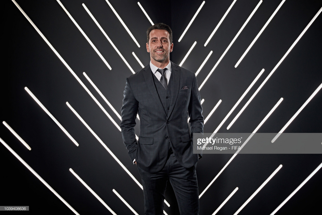 Edu appointed technical director of Arsenal