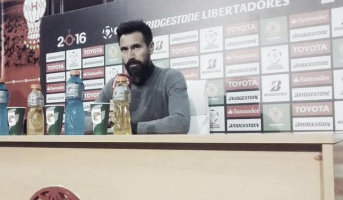"""Domínguez: """"Confío mucho en mis jugadores"""""""