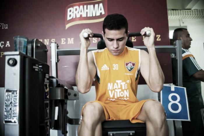 Fluminense empresta jovem meia Eduardo ao América-MG