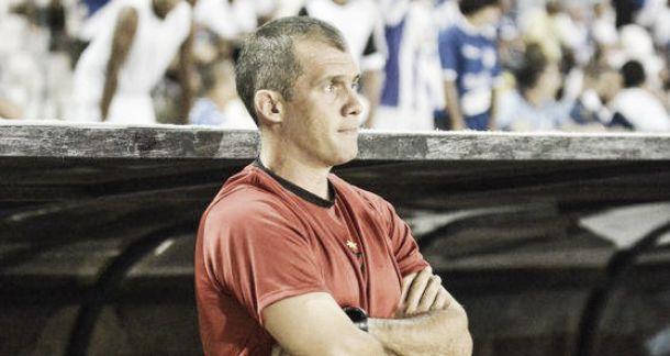 Mesmo com derrota, Eduardo Baptista fica satisfeito com apresentação do Sport