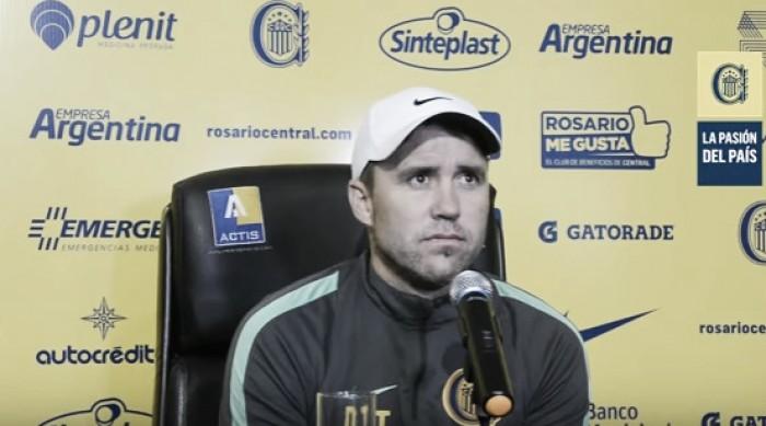 """Coudet: """"Hemos preparado muy bien el partido"""""""