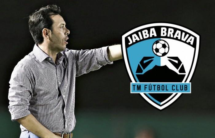 Eduardo Fentanes, nuevo DT de la Jaiba Brava