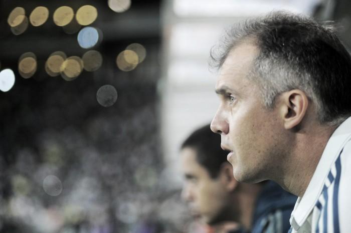 """Eduardo exalta luta do time e relembra primeira partida: """"Fomos eliminados em Campinas"""""""