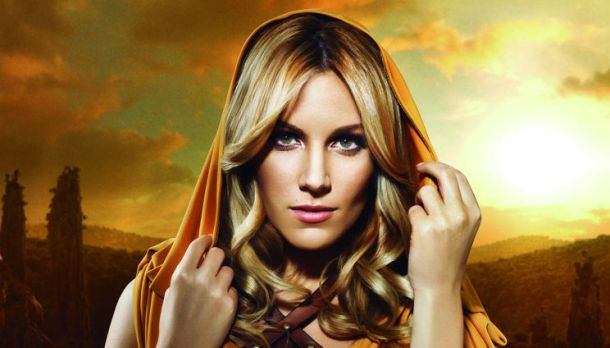 Edurne presenta 'Amanecer'paraEurovisión 2015