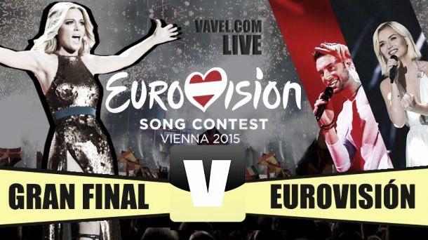 Eurovisión 2015 en vivo y directo online