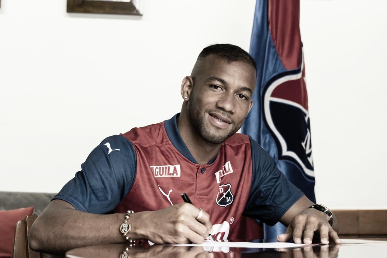Edwar López se suma al plantel del Independiente Medellín