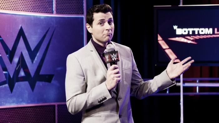 WWE release Kyle Edwards