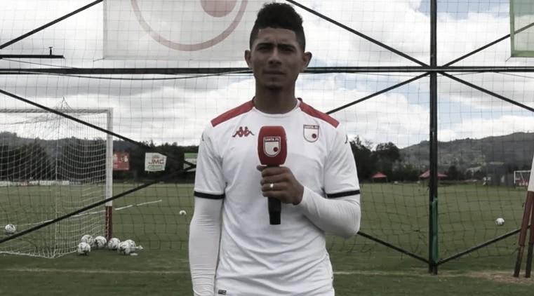 """Edwin Herrera: """"El objetivo del club es salir campeón"""""""