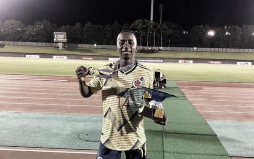 Boca se aseguró la prioridad de fichar a un juvenil colombiano