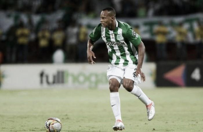 Edwin Velasco, un juvenil prometedor en Atlético Nacional