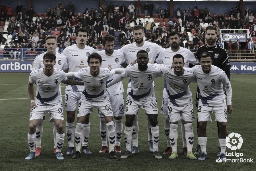 Informe CD Tenerife 2019/2020: de menos a más