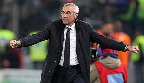 """Lazio - Napoli, Reja: """"Partiamo alla pari"""""""