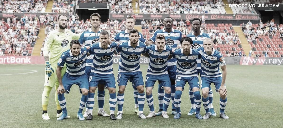 Análisis del rival: RC Deportivo, por debajo de las expectativas