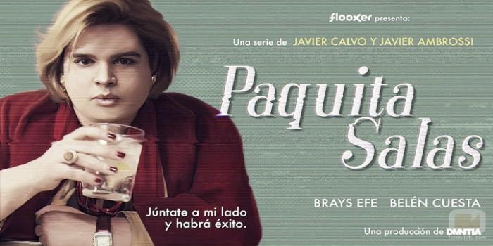 Cinco claves del éxito de 'Paquita Salas'