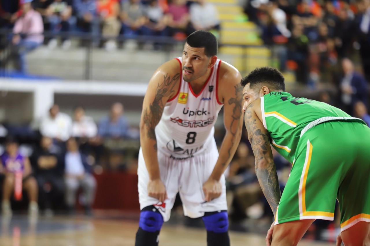 Astros de Jalisco triunfa en su debut, en la LNBP