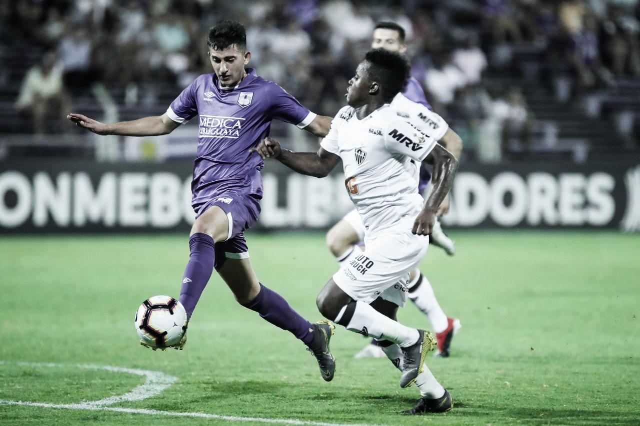 Com um pé na fase de grupos, Atlético-MG recebe Defensor pela Libertadores