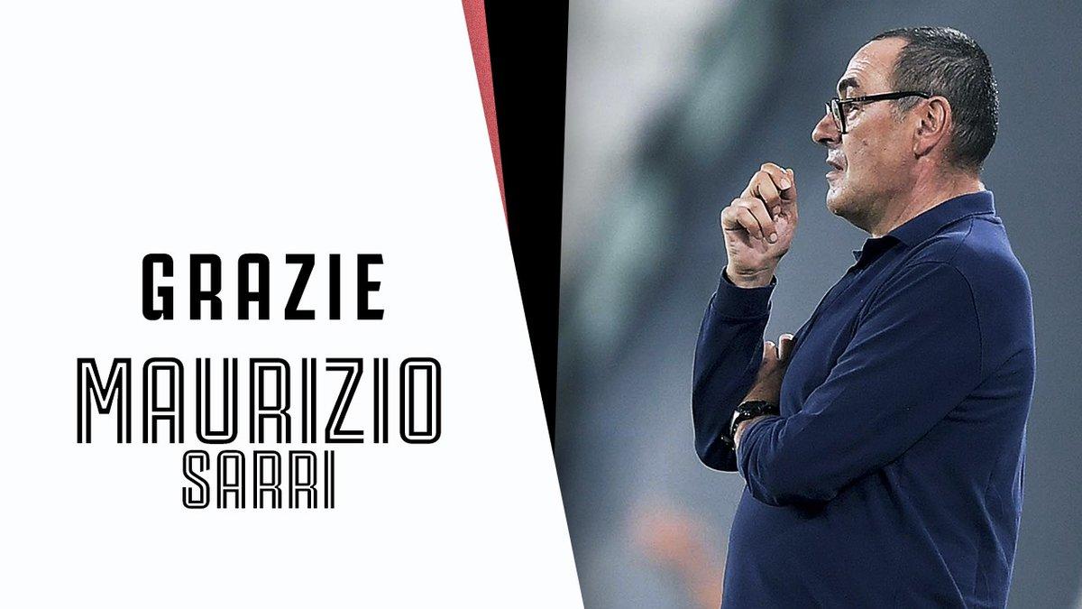 La Juventus esonera Sarri: decisione di Andrea Agnelli