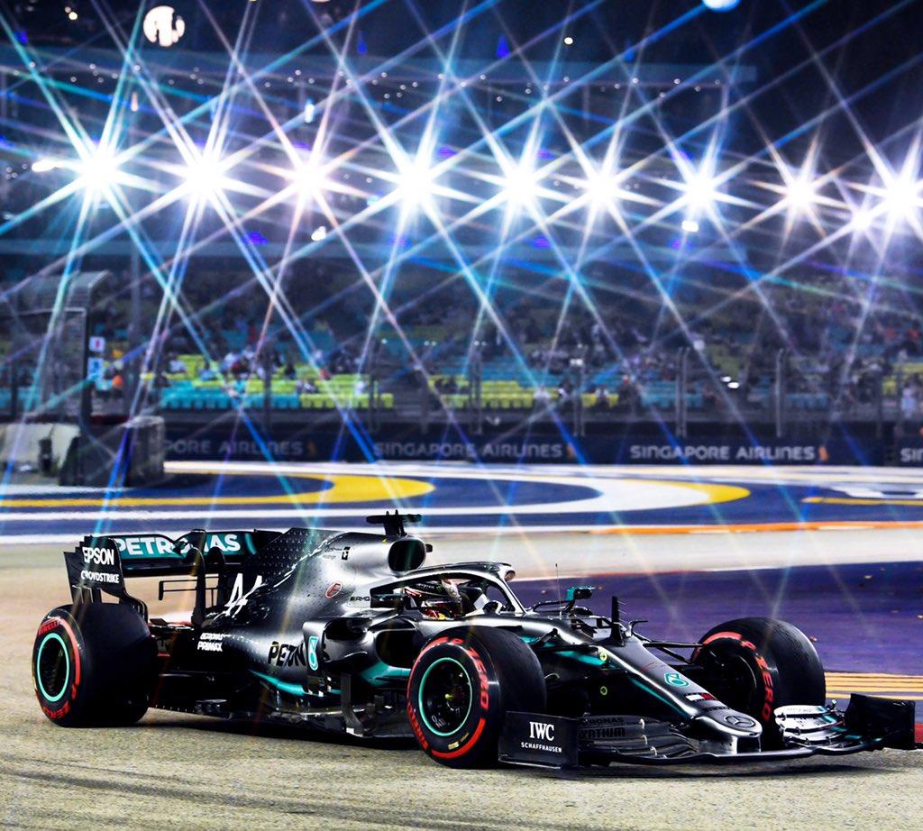 Formula 1, Gran Premio di Singapore: Hamilton in testa nelle libere 2