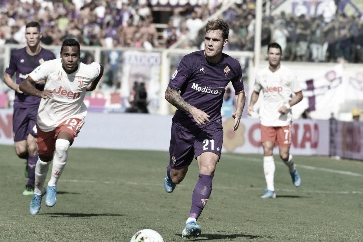 Fiorentina joga melhor, mas fica no empate com Juventus pelo Campeonato Italiano