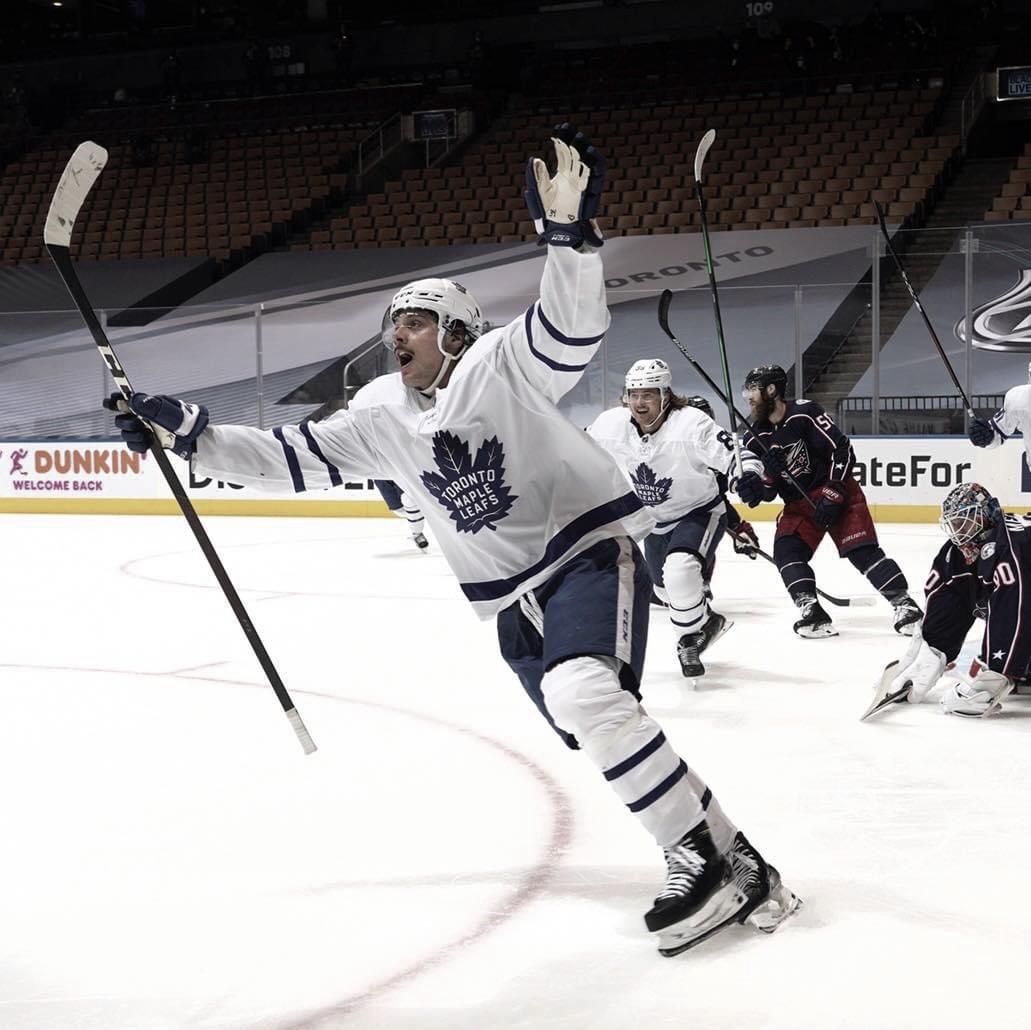 Jornada épica en la NHL