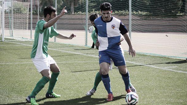 El CE Sabadell B no puede superar a un FC Ascó líder en solitario