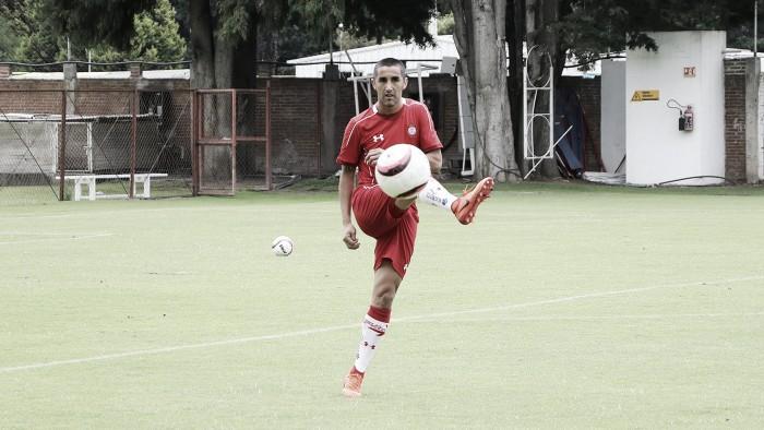 """Osvaldo González: """"Diez bajas no es ventaja"""""""