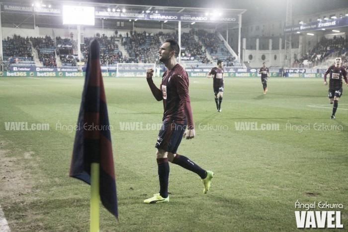 Resumen Eibar 2016/17: Kike García, rendimiento eficiente opacado por lesiones