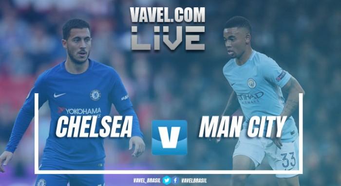 City X Chelsea: Resultado Chelsea X Manchester City Pela Premier League (0