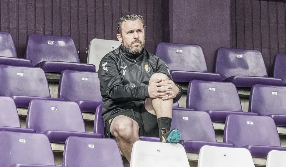 """Sergio:""""El Real Valladolid es un equipo fuerte que sabe recuperarse"""""""