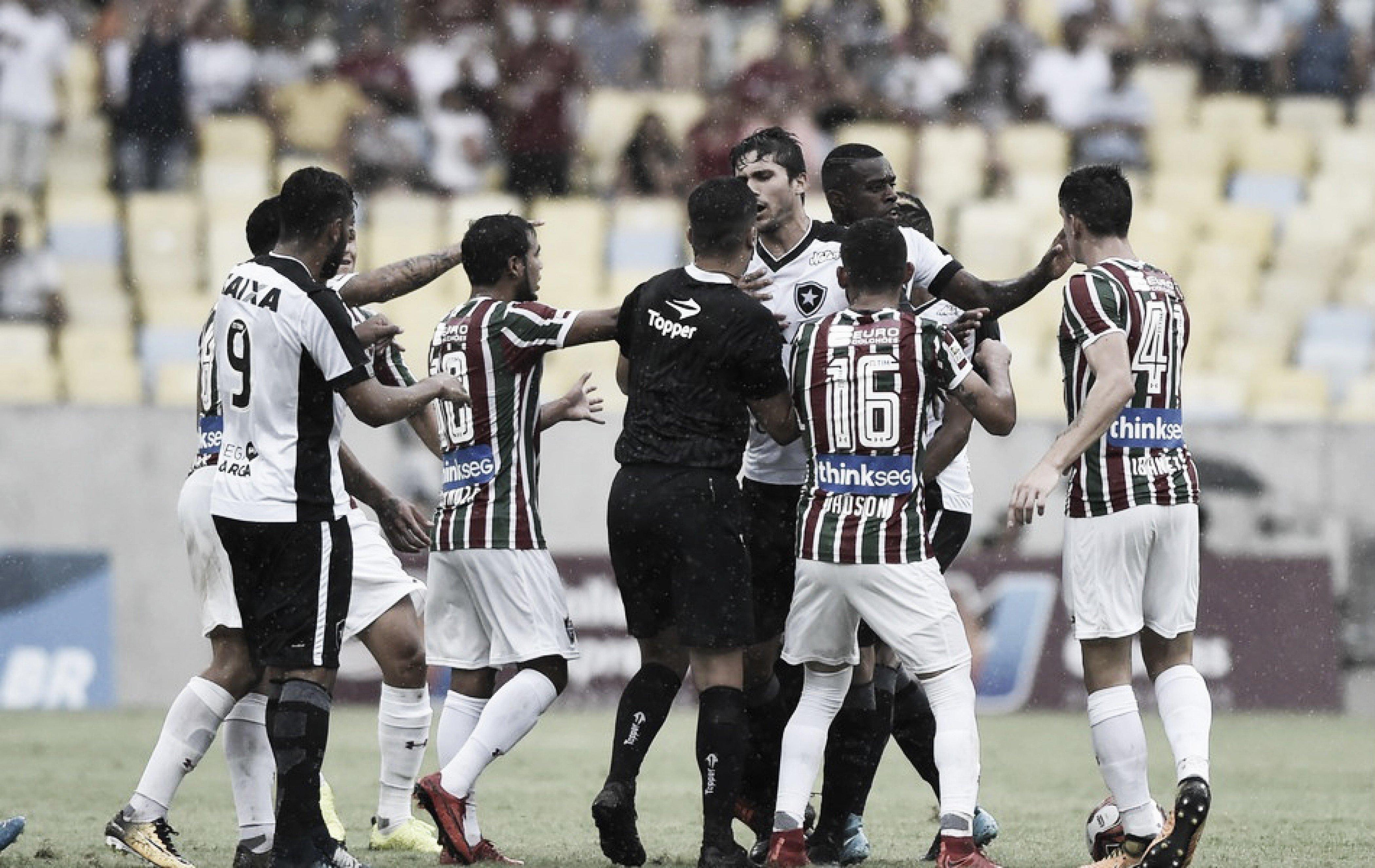 Ameaçados pelo Z-4, Fluminense e Botafogo fazem no Maracanã clássico por recuperação na tabela