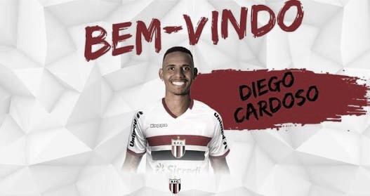 """#EntrevistaVAVEL: Diego Cardoso sobre estar sem jogar: """"Sensação muito ruim"""""""