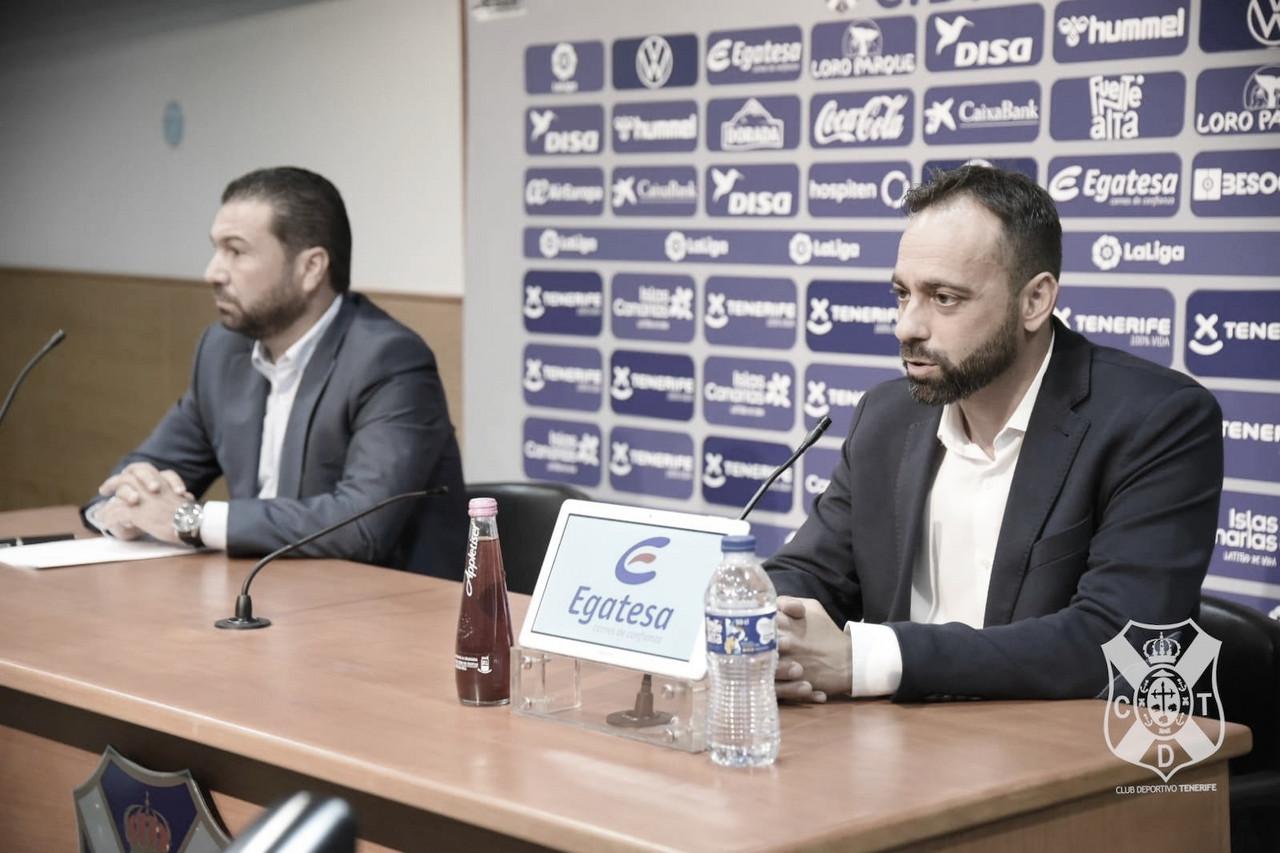 """Fran Fernández: """"Quiero un equipo compacto, equilibrado y valiente"""""""