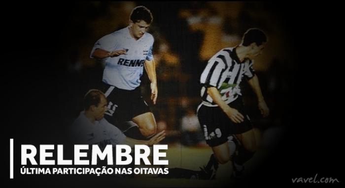 Relembre: Há 21 anos, Botafogo fazia o seu último jogo pelas oitavas da Libertadores