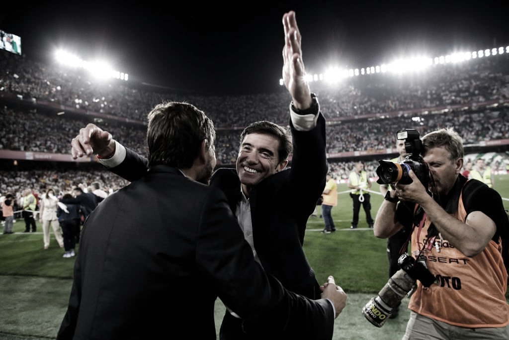 Peter Lim despide a Marcelino