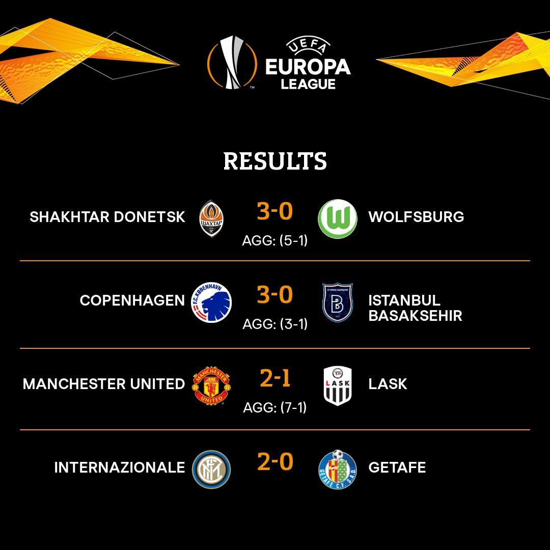 Il Copenaghen con Shakhtar e United sono in Germania