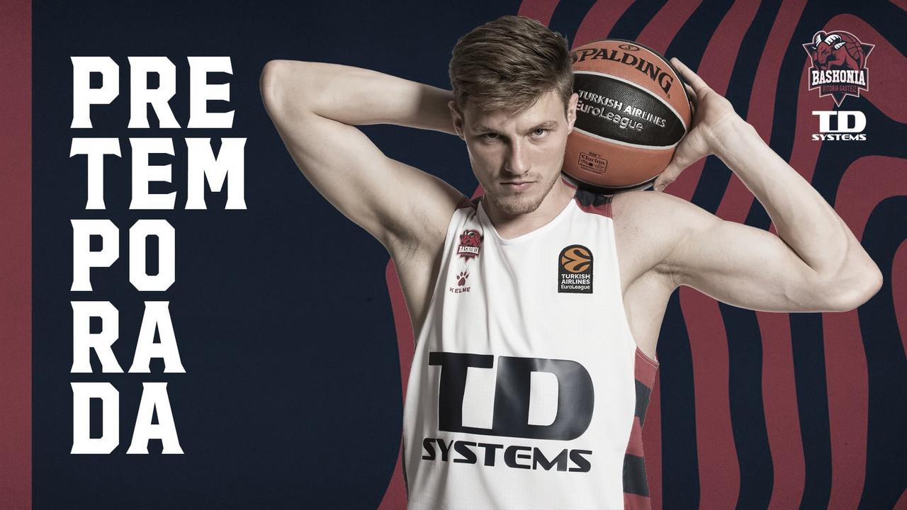 TD Systems Baskonia comenzará la pretemporada el 11 de agosto