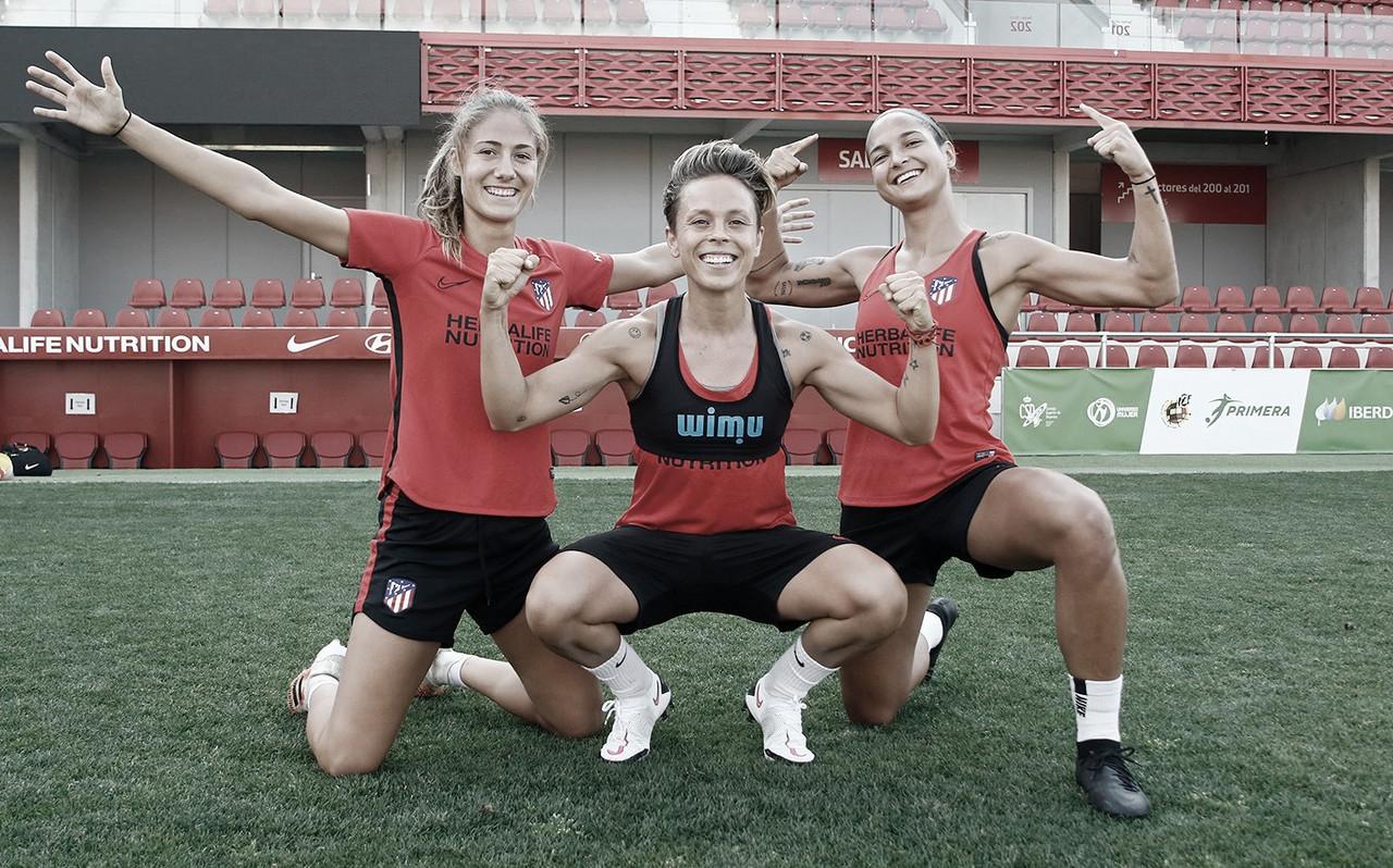 Cuatro nuevos contagios entre las chicas del Atleti que ponen en peligro la Champions