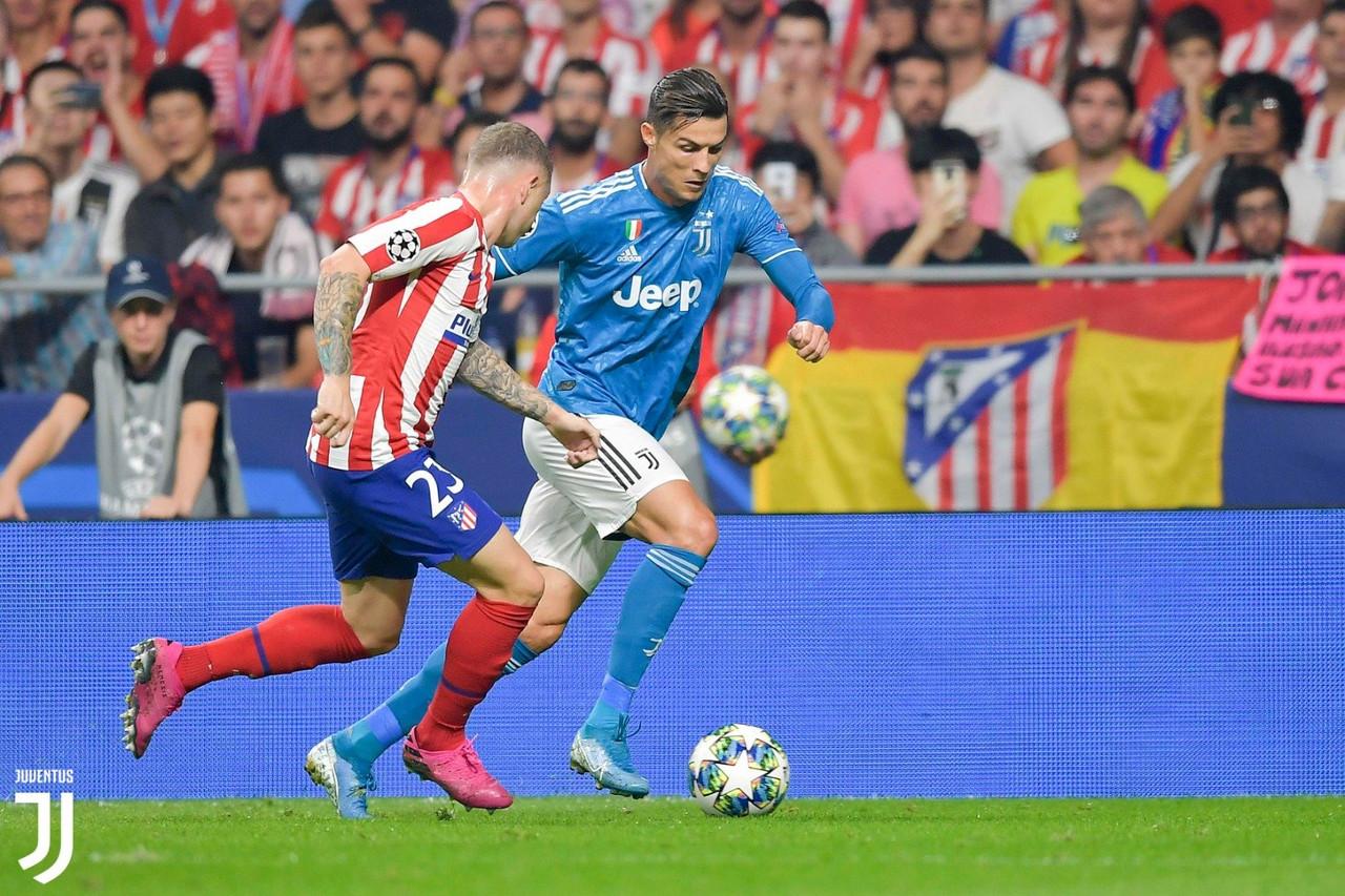 Champions League - La Juventus sfiora il colpaccio: contro l'Atletico Madrid finisce 2-2