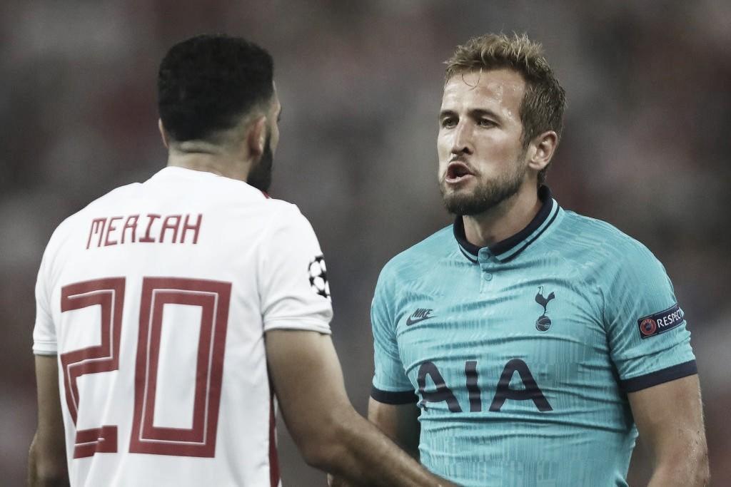 Tottenham abre vantagem, mas cede empate ao Olympiacos na Champions League
