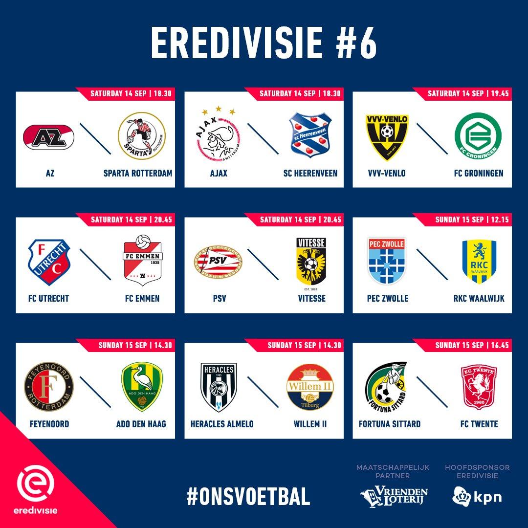 Eredivisie- Duello tra Ajax e PSV in piena lotta titolo. Vince il Feyenoord