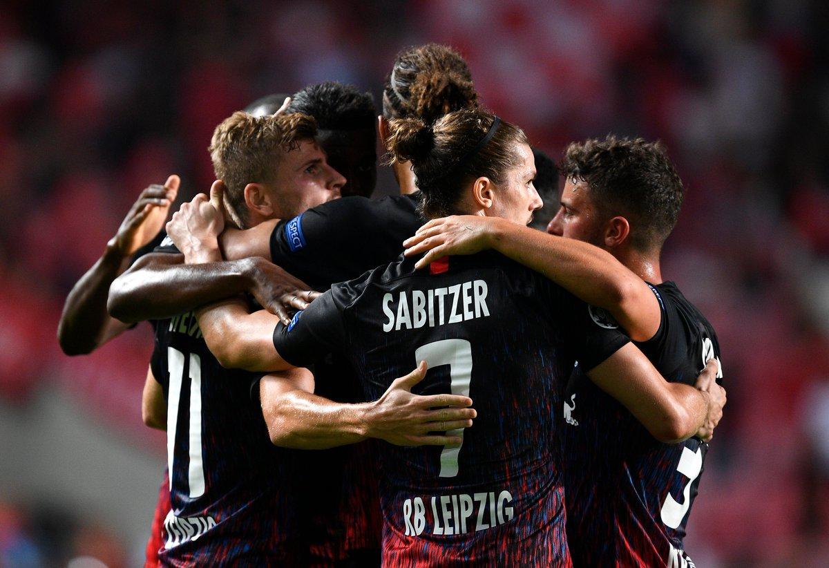 Champions League- Ottimi inizi di Salisburgo e Lipsia
